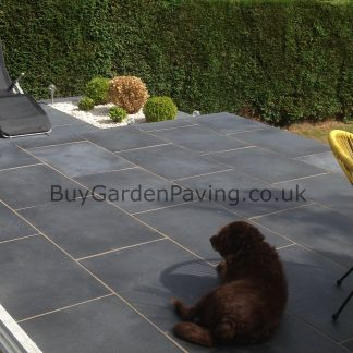 Black Paving Slabs