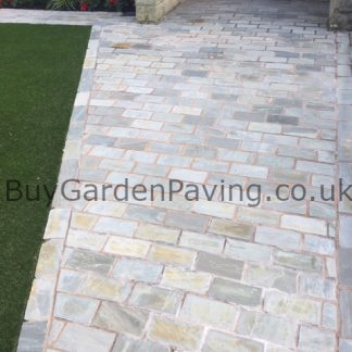 Natural Stone Cobble Setts